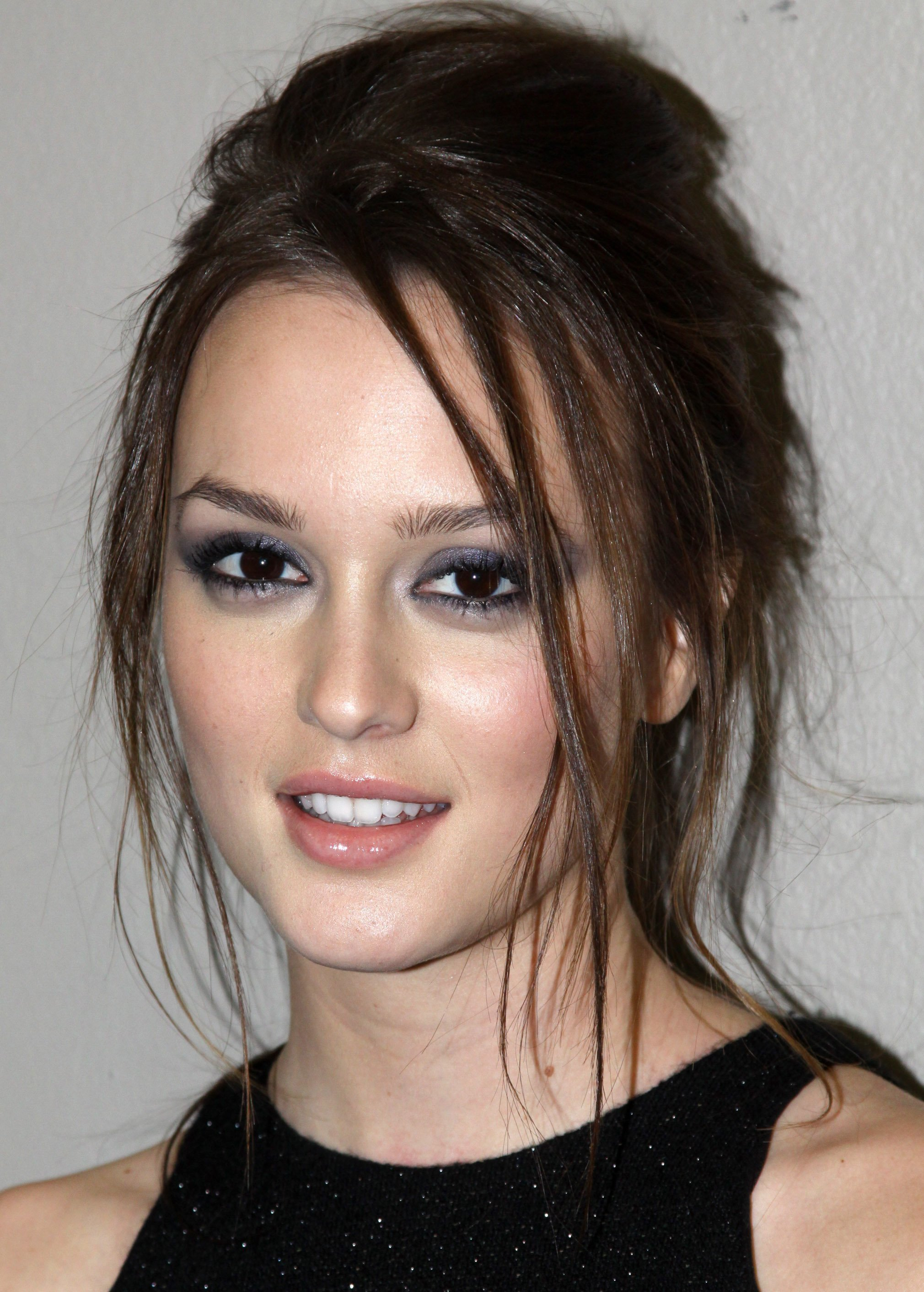 Leighton Meester education